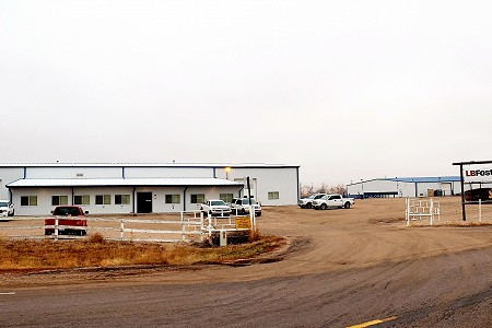 IOS Kimball, NE Facility Awarded Connection Licenses